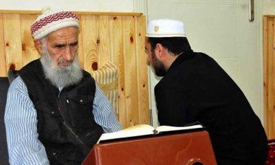 Çaykaralı Muhammet Hoca binden fazla hafız yetiştirdi