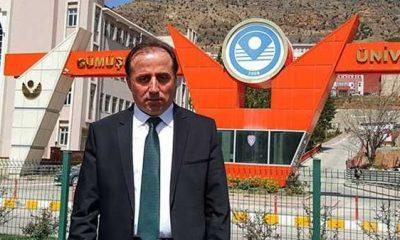 Çaykaralı Prof.Dr. Mustafa Şengül Rektör adayı