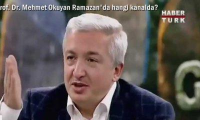 Prof. Dr. Mehmet Okuyan Ramazan'da Habertürk'te