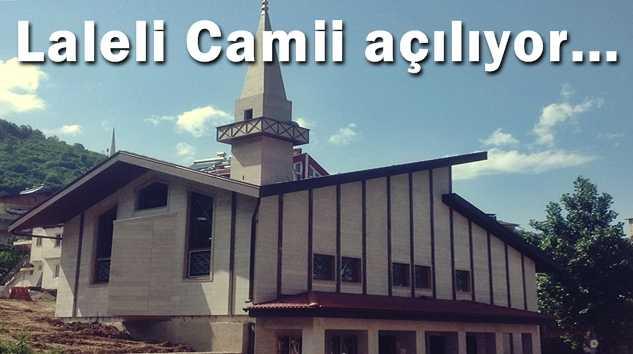 Ataköy Laleli Deva Camii açılıyor