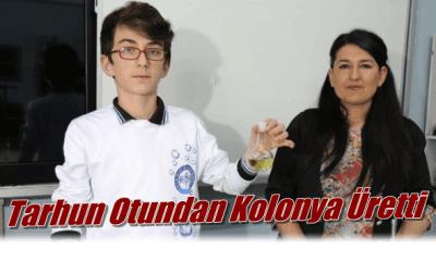 Ortaokul Öğrencisi Mert Canoğlu'nun büyük başarısı