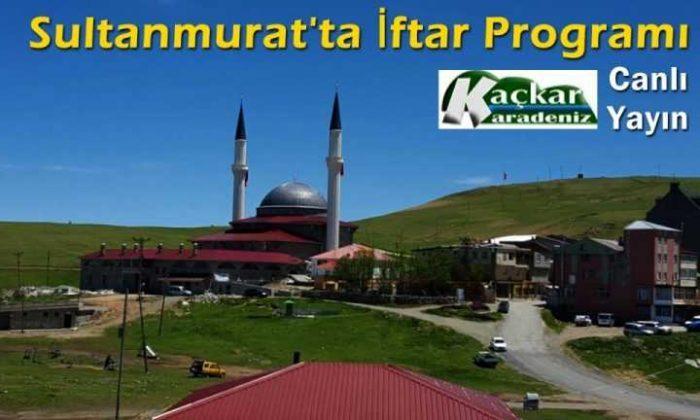 Sultanmurat Camii Derneği'nden iftar