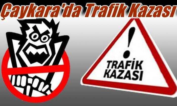 Arap turistler Ataköy'de kaza yaptı