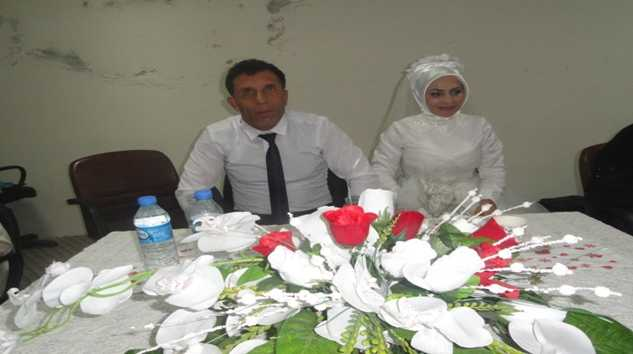 Tülay ve Murat'ın mutlu günü