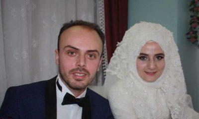 Saliha & Mustafa mutluluğa adım attı