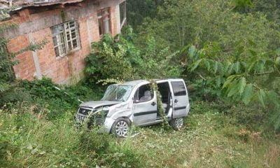 İlçemiz Çambaşı Mahallesinde trafik kazası