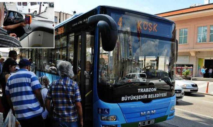 Büyükşehir TRABZON KART'a geçiş yaptı