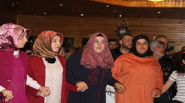 Ali Keleş Rabia'sına kavuştu 8