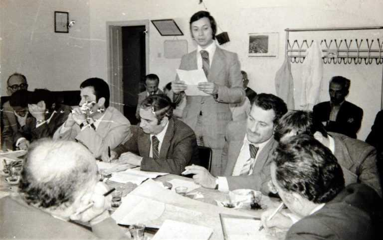 70'li yıllardan Çaykara eğitim hatıraları 8