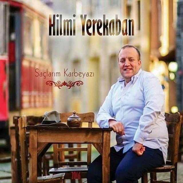 """Hilmi Yerekaban'ın """"SAÇLARIM KAR BEYAZI"""" albümü çıktı"""