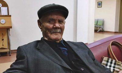 Soğanlı'da Mehmet Hilmi Yazıcı vefat etti