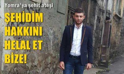 Trabzonlu Uzman Çavuş şehit oldu