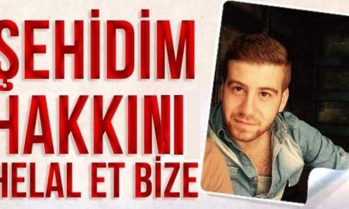 Trabzon'un şehidi Arsin'de toprağa veriliyor