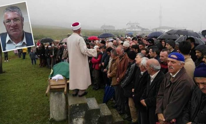 Fahrettin Bilici Sultanmurat'ta toprağa verildi