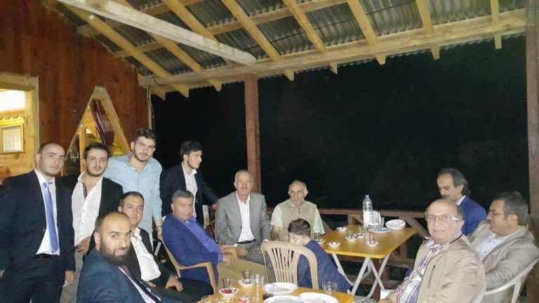 Nimet Sevinç ile Bayram Karaçay dünya evine girdi 2