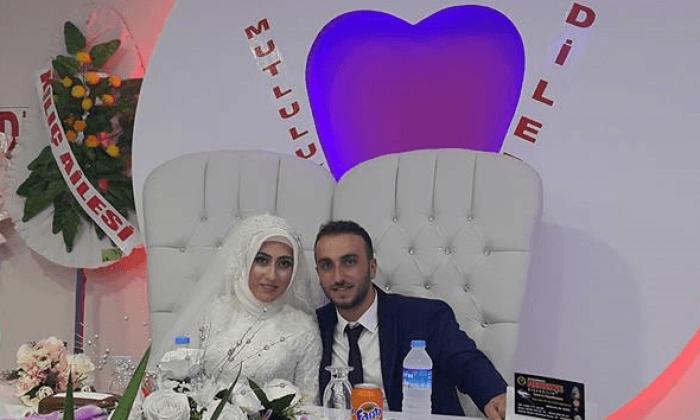 Nimet Sevinç ile Bayram Karaçay dünya evine girdi