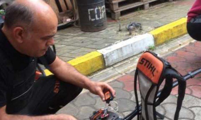 Karaçay'dan motorlara ücretsiz bakım