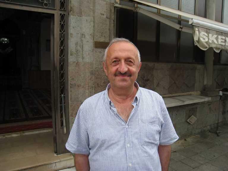 Kent Konseyi Başkanı Ahmet Aslanoğlu toprağa verildi 5