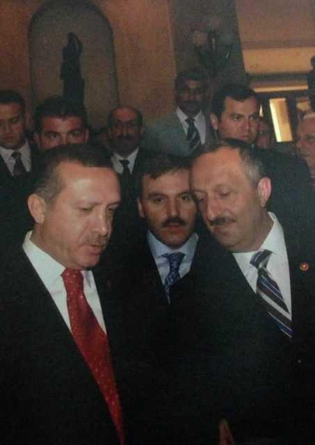 Kent Konseyi Başkanı Ahmet Aslanoğlu toprağa verildi 6