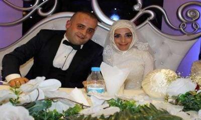Masal Gibi  Bir Düğünle Evlendiler