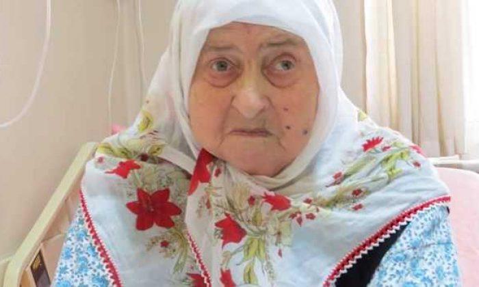 Kabataş Mahallesinden Saliha Kunt vefat etti