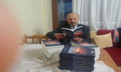 Mehmet Mutluoğlu'nun kitabı çıktı