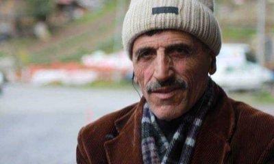 Uzungöl'de Mustafa Aydın vefat etti