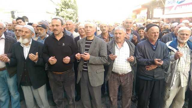 Kabataş Mahallesinden Abdullah Albayrak dualarla toprağa verildi 10