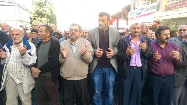 Kabataş Mahallesinden Abdullah Albayrak dualarla toprağa verildi 11