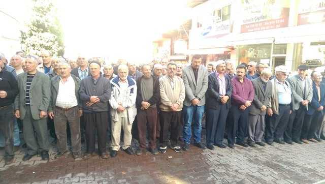 Kabataş Mahallesinden Abdullah Albayrak dualarla toprağa verildi 2