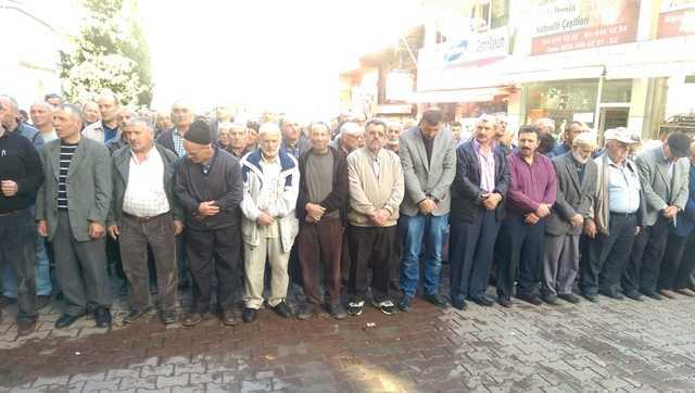 Kabataş Mahallesinden Abdullah Albayrak dualarla toprağa verildi 3