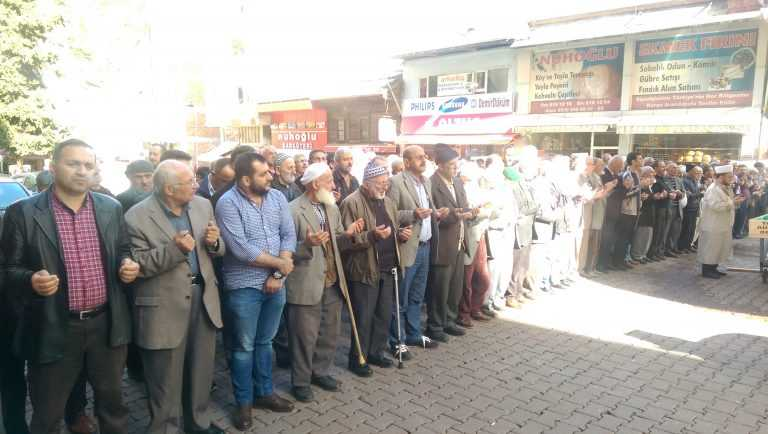 Kabataş Mahallesinden Abdullah Albayrak dualarla toprağa verildi 8