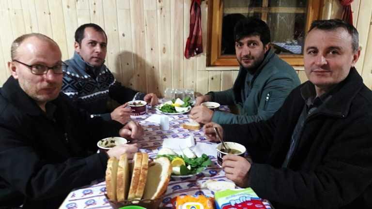 Ankara'daki Çaykaralılar bir araya geldi 1