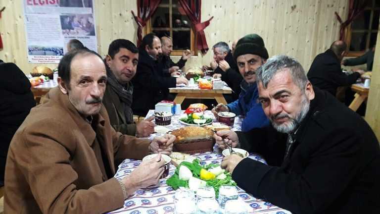 Ankara'daki Çaykaralılar bir araya geldi 10