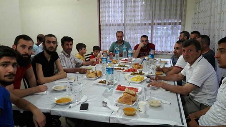 Ankara'daki Çaykaralılar bir araya geldi 13