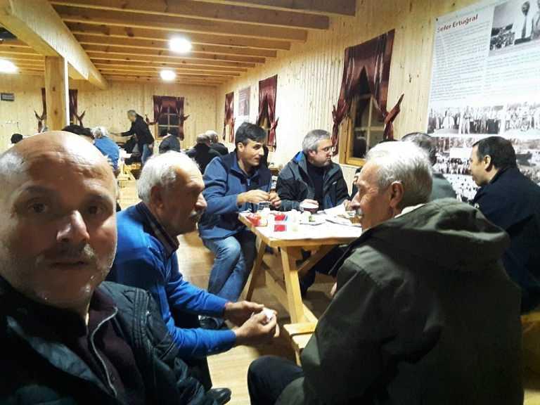 Ankara'daki Çaykaralılar bir araya geldi 2