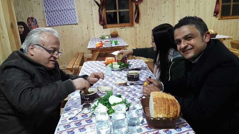 Ankara'daki Çaykaralılar bir araya geldi 4