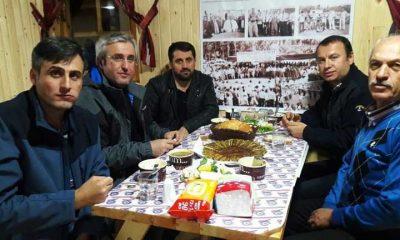 Ankara'daki Çaykaralılar bir araya geldi