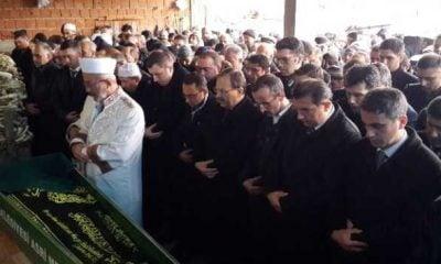 Kazada ölen Kur'an Kursu öğreticisi Hüsna Altunbaş dualarla toprağa verildi