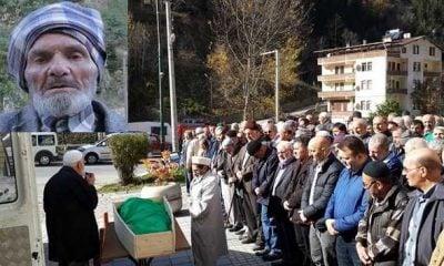 Taşkıran'da Veysel Akyüz Toprağa Verildi