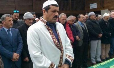 Resul Atalay dualarda toprağa verildi