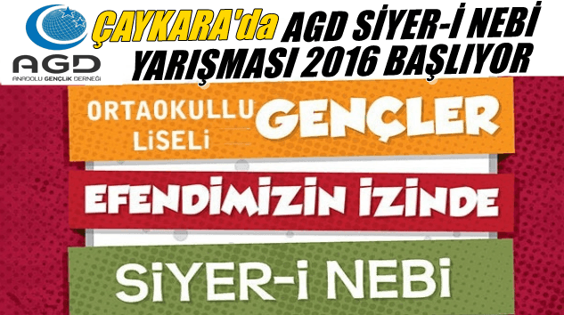 Anadolu Gençlik'ten bol  ödüllü Siyer-i Nebi yarışması