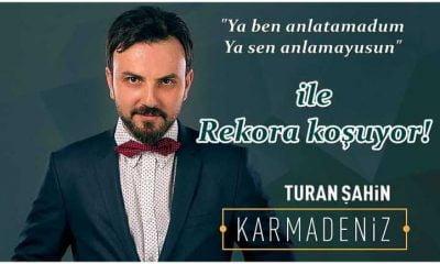 Turan Şahin'in yıldızı bu albümle parladı