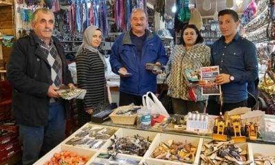 Büyükşehir Belediyesinin gönül elçileri Uzungöl'de turizm çalışması gerçekleştirdi.