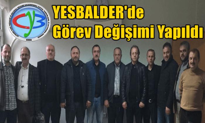 YESBALDER yeni yönetimini seçti