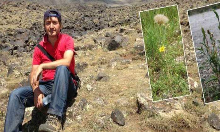 Çaykaralı Prof. Dr. Kamil Coşkunçelebi iki önemli bitkiyi tanıttı