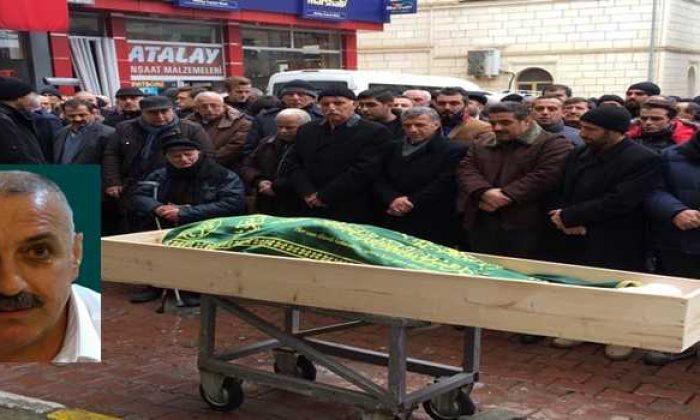Maraşlı'da Mehmet Nuri Gürsoy toğrağa verildi