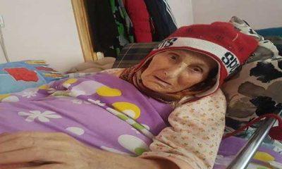 Uzungöl'de Fatma Şen vefat etti