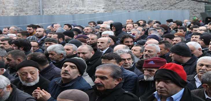 Hasan Fehmi Turan toprağa verildi 3