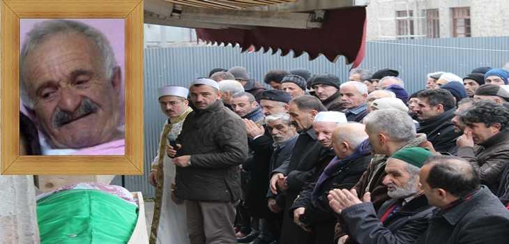 Hasan Fehmi Turan toprağa verildi